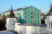 Здание ОВЦС в Даниловом монастыре